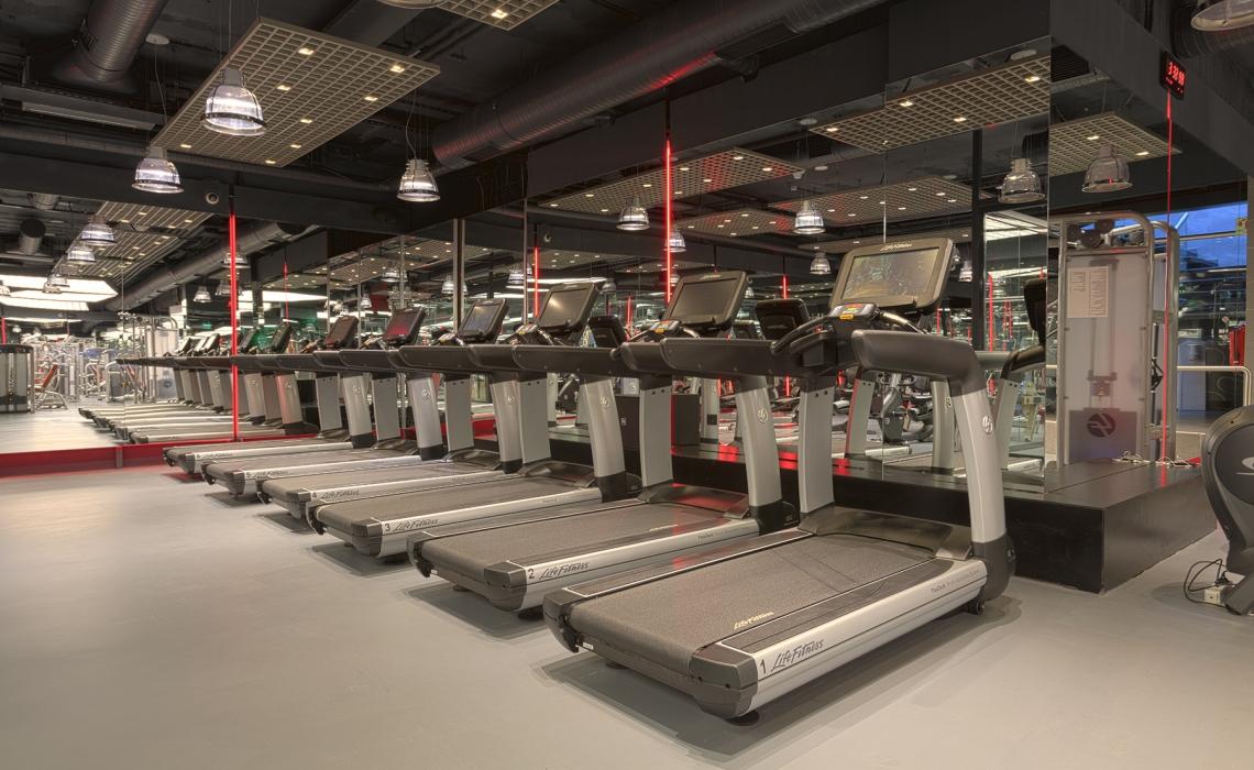 Modactive Fitness Center